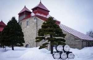 Nikka Whisky Distillery in Japan