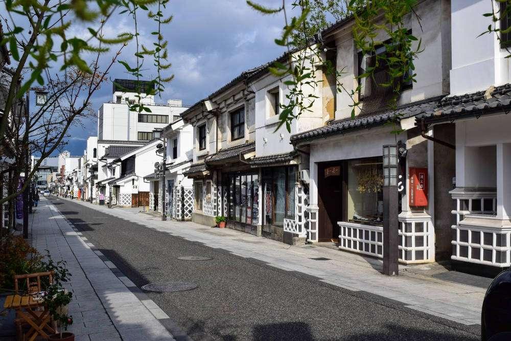Nakamachi Street, Matsumoto