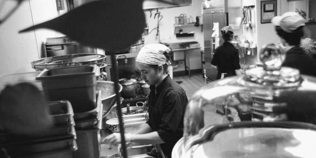 Tanpopo Noodle Shop Udon