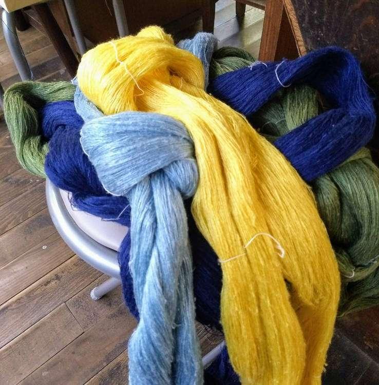 Ueda Silk Fabrics, Japan