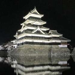 Matsutmoto Castle at Night