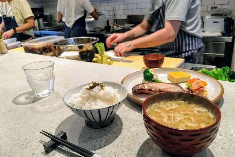 Lorimer Restaurant Kyoto