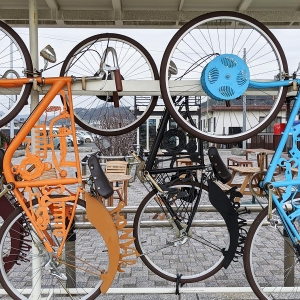 Rental Bikes in Naoshima