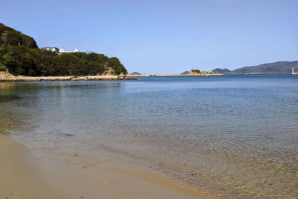 Naoshima Beaches