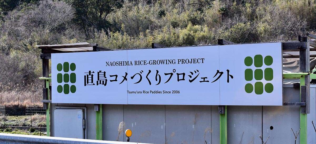 Naoshima Rice Project