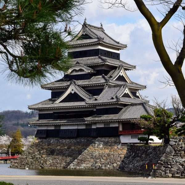 Matsumoto Castle Edible Japan