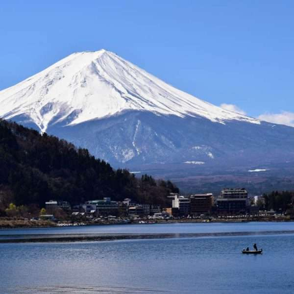 Mount Fuji Edible Japan