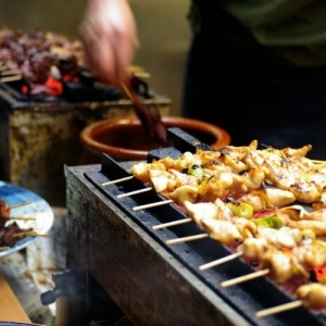 Yakitori Street Food